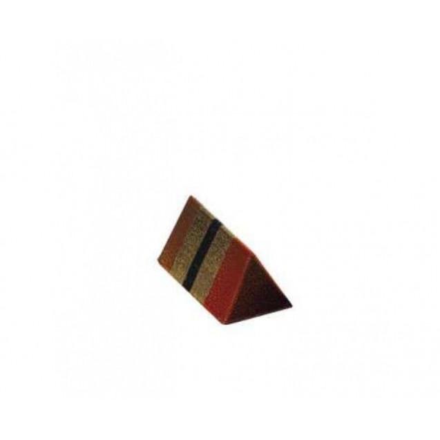 """Форма для конфет """"Треугольник"""", 39х20 мм, h-16 мм (27 шт)"""