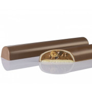 """Форма для конфет """"Овальная палочка"""", 198х35 мм, h-23 мм (4 шт)"""