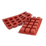 """Форма силиконовая """"куб"""", 35х35 мм"""