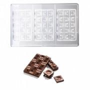 Форма для конфет 117х71 мм, h-13 мм (3 шт)